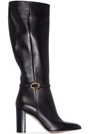 Gianvito Rossi Ribbon 85mm knee-high boots