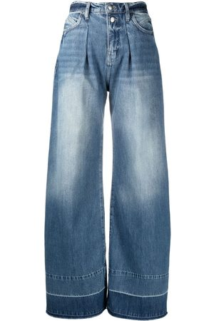 Frame Straight-leg denim jeans