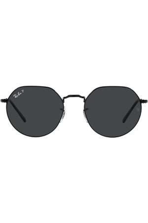 Ray-Ban Jack round-frame sunglasses
