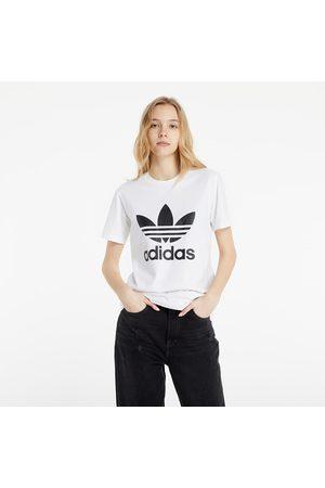adidas Adidas Adicolor Classics Trefoil Tee White