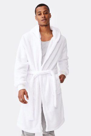 Cotton On Bílý župan Plush