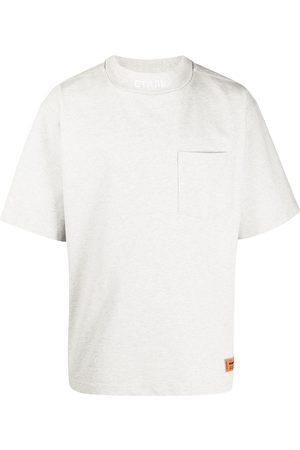 Heron Preston Embroidered logo T-shirt