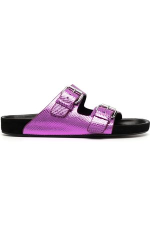 Isabel Marant Lennyo slip-on sandals