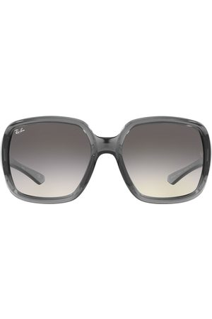 Ray-Ban RB4347 oversize square frame sunglasses