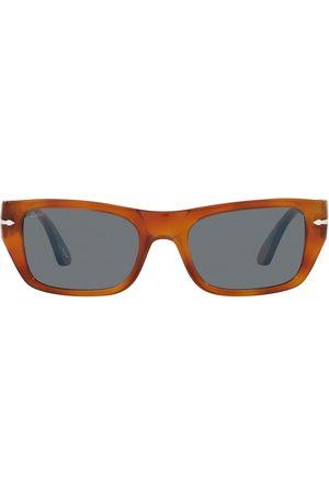 Persol Tortoiseshell rectangular-frame sunglasses