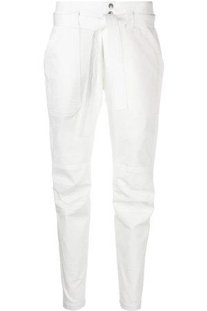 RAG&BONE Abby cotton-blend trousers