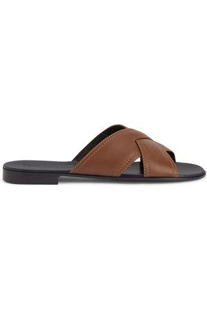 Giuseppe Zanotti Crossover strap sandals