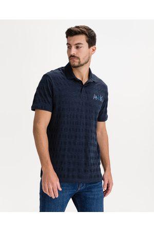 Armani Muži S límečkem - Polo triko