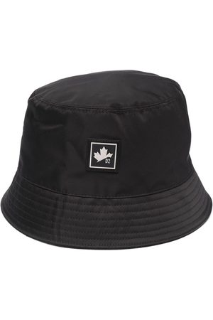 Dsquared2 Logo-patch bucket hat