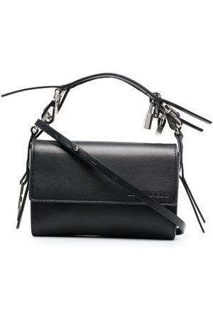 Dsquared2 Padlock-charm crossbody bag