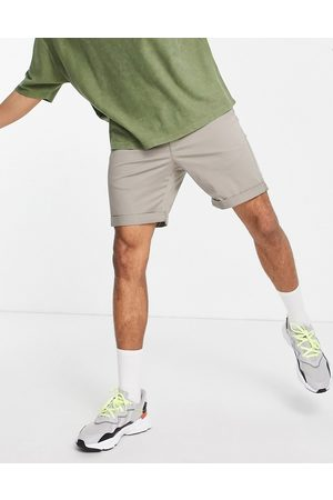 New Look Muži Chino - Chino short in grey