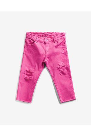 Guess Flavour Bull Capri Jeans dětské