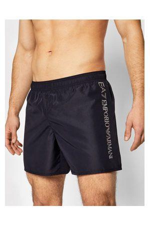 EA7 Plavecké šortky