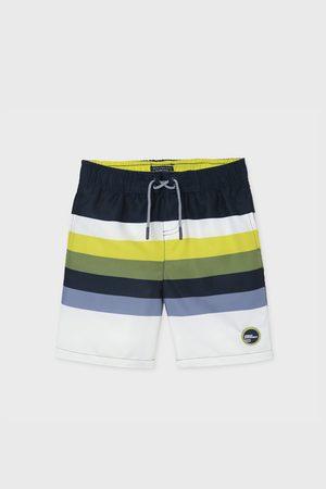 Mayoral Moda Infantil, S:A.U. Chlapecké plavkové šortky Mayoral Pistachio