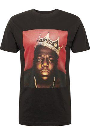 Mister Tee Tričko 'Notorious Big Crown