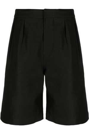 Saint Laurent Knee-length tailored shorts