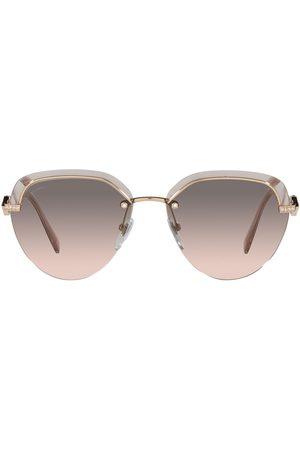 Bvlgari Ženy Sluneční brýle - Round frame sunglasses