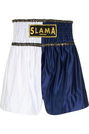 Amir Slama Logo Luta shorts