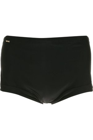 Amir Slama Plain boxer swimming trunks