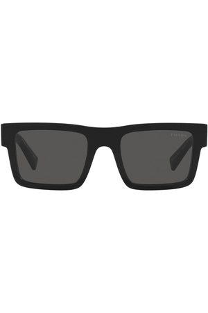 Prada Eyewear Square-frame tinted lenses