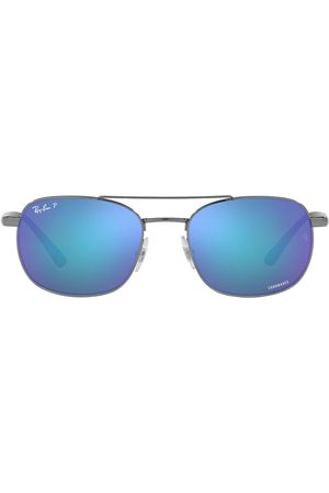 Ray-Ban Sluneční brýle - Aviator-frame sunglasses