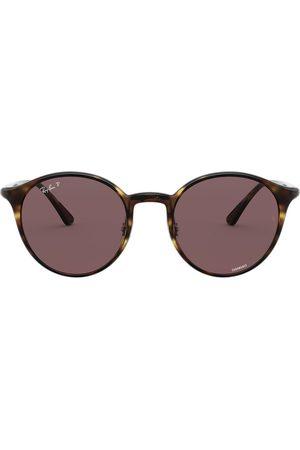 Ray-Ban Round tortoiseshell sunglasses