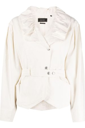 Isabel Marant Epaline long-sleeve jacket