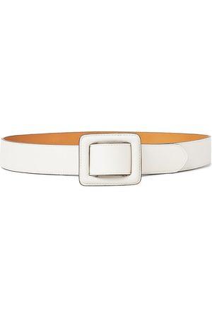 Ralph Lauren Collection Square-shape buckle belt