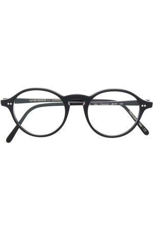 Oliver Peoples Maxson round frame glasses