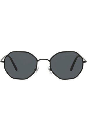 Giorgio Armani Tinted round-frame sunglasses