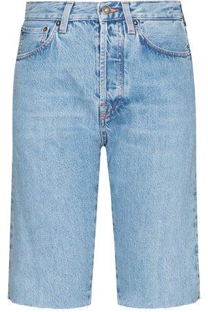 MADE IN TOMBOY Victoria denim Bernuda shorts