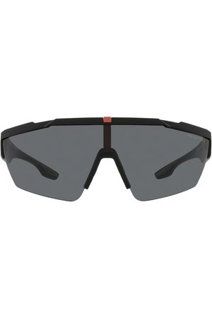 Prada Eyewear Oversize-frame tinted sunglasses