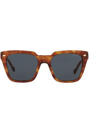 Vogue Eyewear Tortoiseshell-effect square-frame sunglasses