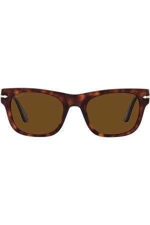 Persol Tortoiseshell square-frame sunglasses