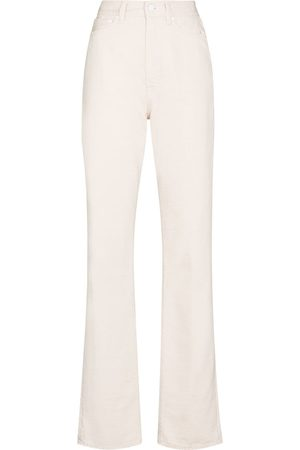 MADE IN TOMBOY Erica high-waisted flared jeans