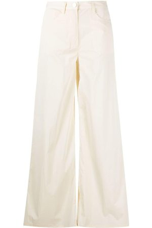 REMAIN High-rise wide-leg jeans