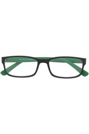 Polo Ralph Lauren Logo two-tone glasses