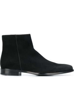 Prada Side zip ankle boots