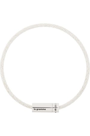 Le Gramme Le 9g polished cable bracelet