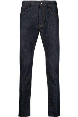 Incotex Slim-fit stretch cotton jeans