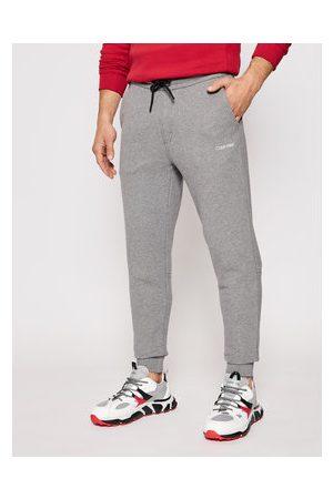 Calvin Klein Muži Tepláky - Teplákové kalhoty