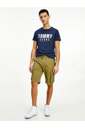 Tommy Hilfiger Muži Šortky - Pánské šortky WASHED CARGO