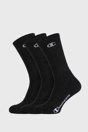 Champion 3 PACK vysokých ponožek Legacy