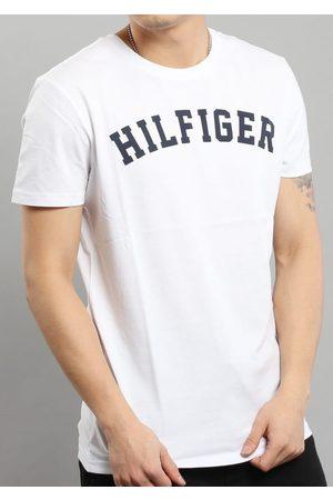 Tommy Hilfiger Muži S krátkým rukávem - Pánské tričko UM0UM00054 L