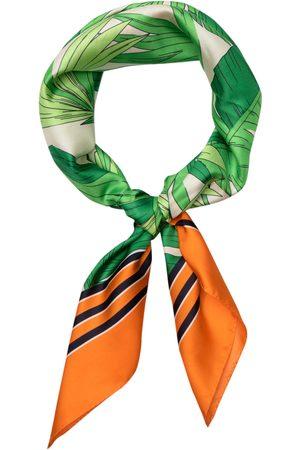 GANT Šátek D2. Palm Breeze Silk Scarf