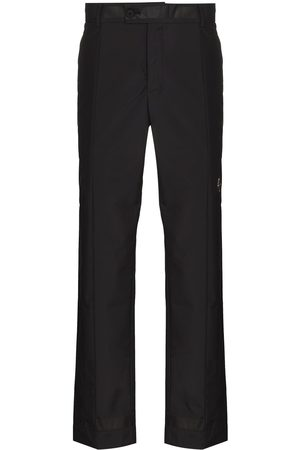 A-cold-wall* Belted straight-leg trousers