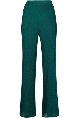 Missoni Ribbed wide-leg trousers
