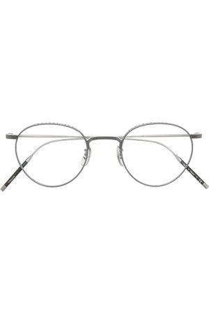 Oliver Peoples Sluneční brýle - Round frame glasses