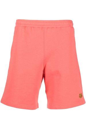 Kenzo Muži Kraťasy - Tiger cotton-jersey shorts
