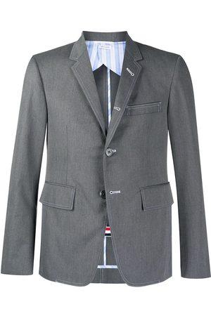 Thom Browne Muži Bundy - Grey classic sport coat